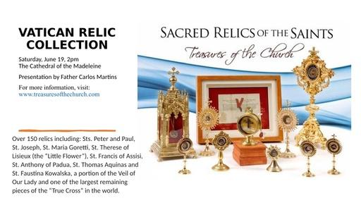 Relics of the Vatican