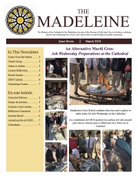 Cathedral of the Madeleine Newsletters