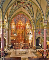 The Cathedral of the Madeleine Sunday Tour Schedule