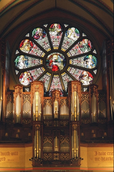The Eccles Organ Festival - Sunday February 11, 2017 at 8pm at the Cathedral of the Madeleine