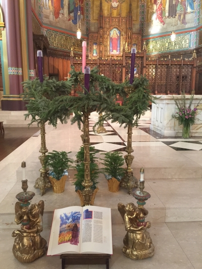 Advent at the Cathedral of the Madeleine