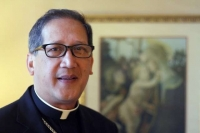 Bishop Oscar Azarcon Solis Named Tenth Bishop of the Catholic Diocese of Salt Lake City